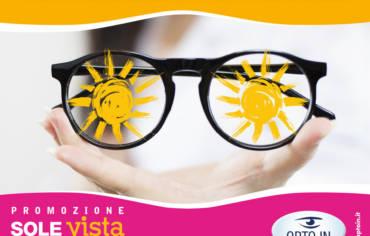 Promozione Sole Vista Marzo 2017